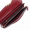 Beautiful Clutch/ Red Wine/LUV MY BAG